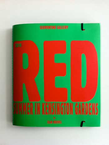 FRED & FRED _ book RED by Jean Nouvel