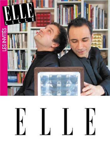 FRED & FRED _ ELLE magazine